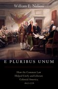 Cover for E Pluribus Unum
