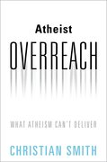 Cover for Atheist Overreach