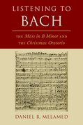 Cover for Listening to Bach