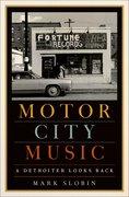 Cover for Motor City Music