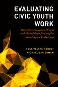 Cover for Evaluating Civic Youth Work - 9780190883836