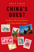 Cover for China's Quest - 9780190884352