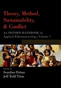 Cover for Theory, Method, Sustainability, and Conflict