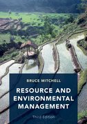 Cover for Resource and Environmental Management