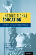 Cover for Unconditional Education