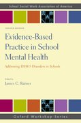 Cover for Evidence-Based Practice in School Mental Health