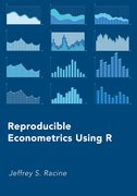 Cover for Reproducible Econometrics Using R - 9780190900663