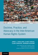 Cover for Doctrine, Practice, and Advocacy in the Inter-American Human Rights System