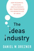 Cover for The Ideas Industry - 9780190906283