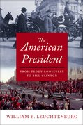 Cover for The American President - 9780190907020