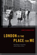 Cover for London is the Place for Me