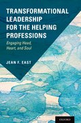 Cover for Transformational Leadership for the Helping Professions