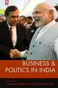 Cover for Business and Politics in India
