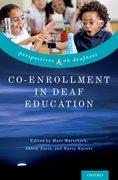 Cover for Co-Enrollment in Deaf Education