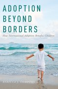 Cover for Adoption Beyond Borders - 9780190914813