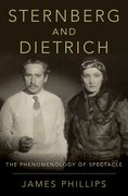 Cover for Sternberg and Dietrich