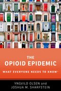 Cover for The Opioid Epidemic