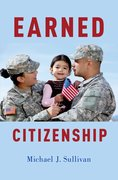 Cover for Earned Citizenship