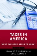 Cover for Taxes in America