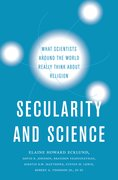 Cover for Secularity and Science - 9780190926755