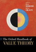 Cover for The Oxford Handbook of Value Theory