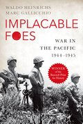 Cover for Implacable Foes