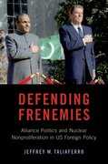 Cover for Defending Frenemies