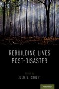 Cover for Rebuilding Lives Post-Disaster