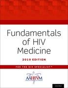 Cover for Fundamentals of HIV Medicine 2019