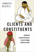 Cover for Clients and Constituents