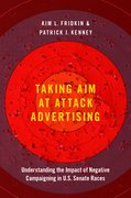 Cover for Taking Aim at Attack Advertising
