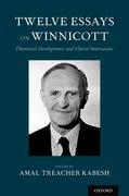 Cover for Twelve Essays on Winnicott