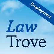 Cover for Law Trove: Employment Law 2016