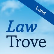 Cover for Law Trove: Land Law 2016