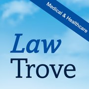 Cover for Law Trove: Medical & Healthcare Law 2016