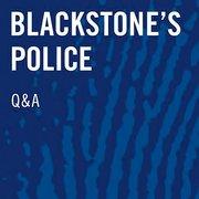 Cover for Blackstone