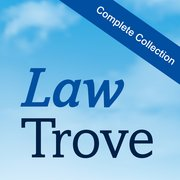 Cover for Law Trove: Complete Law Collection 2017