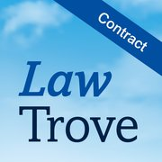 Cover for Law Trove: Contract Law 2018