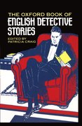 Cover for The Oxford Book of English Detective Stories