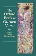 Cover for The Oxford Book of Garden Verse