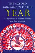 Cover for The Oxford Companion to the Year