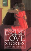 Cover for The Oxford Book of English Love Stories
