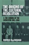 Cover for The Origins of the Cultural Revolution