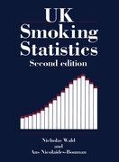 Cover for UK Smoking Statistics