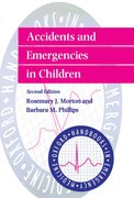 Cover for Accidents and Emergencies in Children