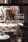 Cover for Handbook of Child Nutrition