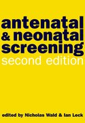 Cover for Antenatal and Neonatal Screening