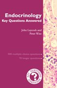 Cover for Endocrinology: Key Questions Answered
