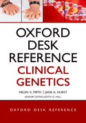 Cover for Oxford Desk Reference - Clinical Genetics