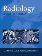Cover for Radiology